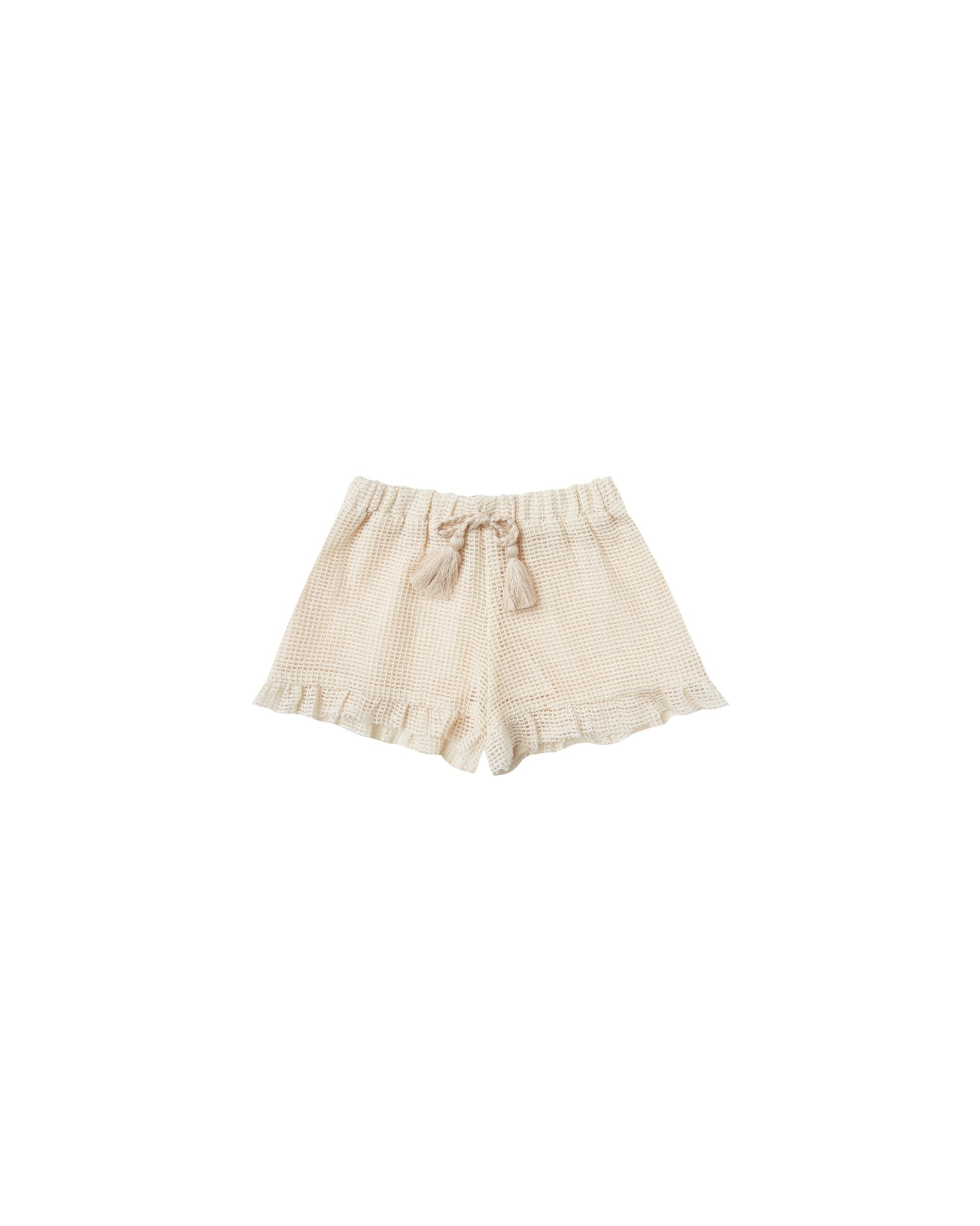 RYLEE AND CRU Cardiff Ruffle Short