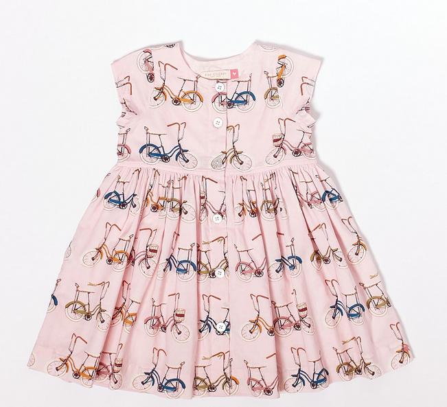 PINK CHICKEN Winnie Dress