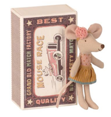 MAILEG Little Sister Mouse in Box