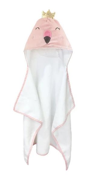 MON AMI Flamingo Baby Terry Towel