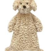 MON AMI Bentley The Puppy Cuddle Blankie