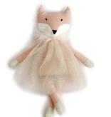 MON AMI Felice Fox Heirloom Doll