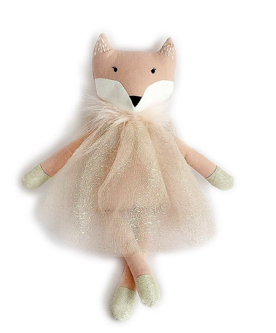 MON AMI Felice Fox Heirloom Doll