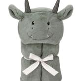 MON AMI Dax Dragon Plush Hooded Blanket