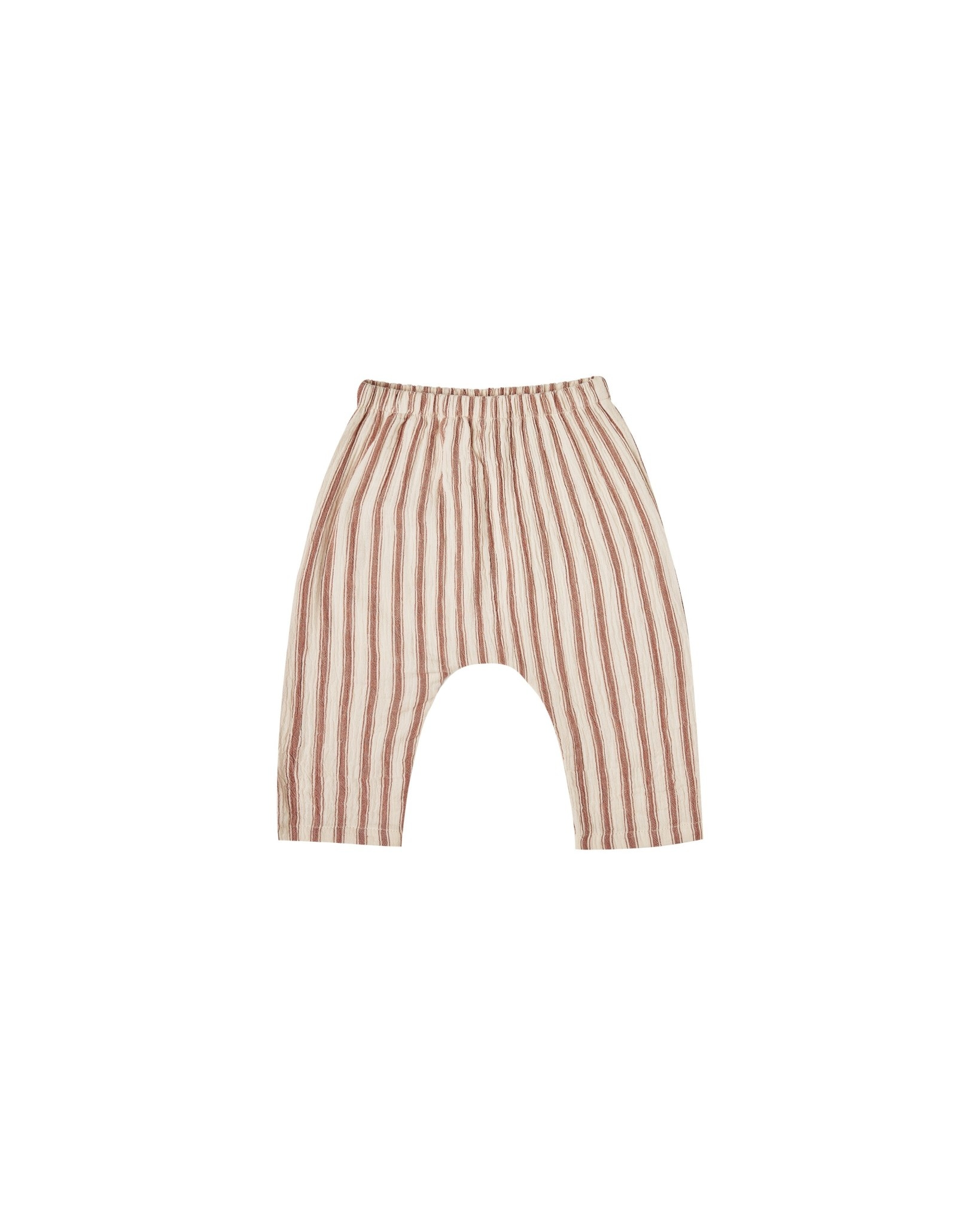RYLEE AND CRU Striped Orion Harem Pant