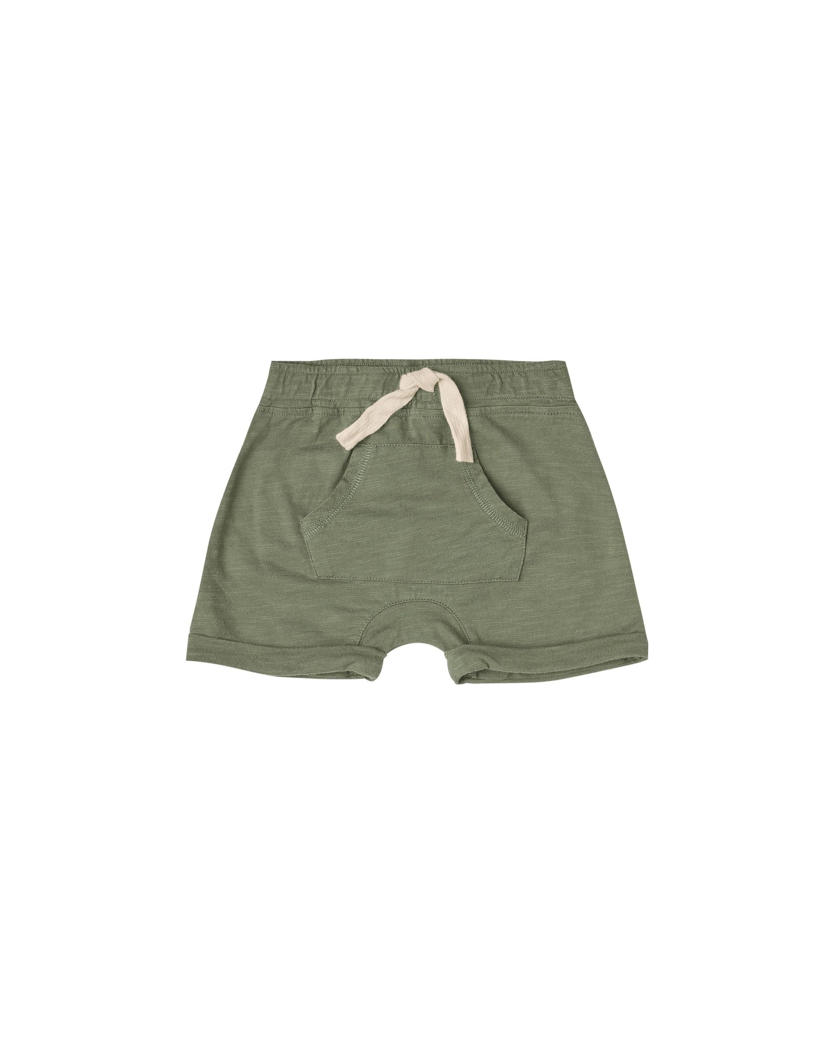 RYLEE AND CRU Front Pouch Short