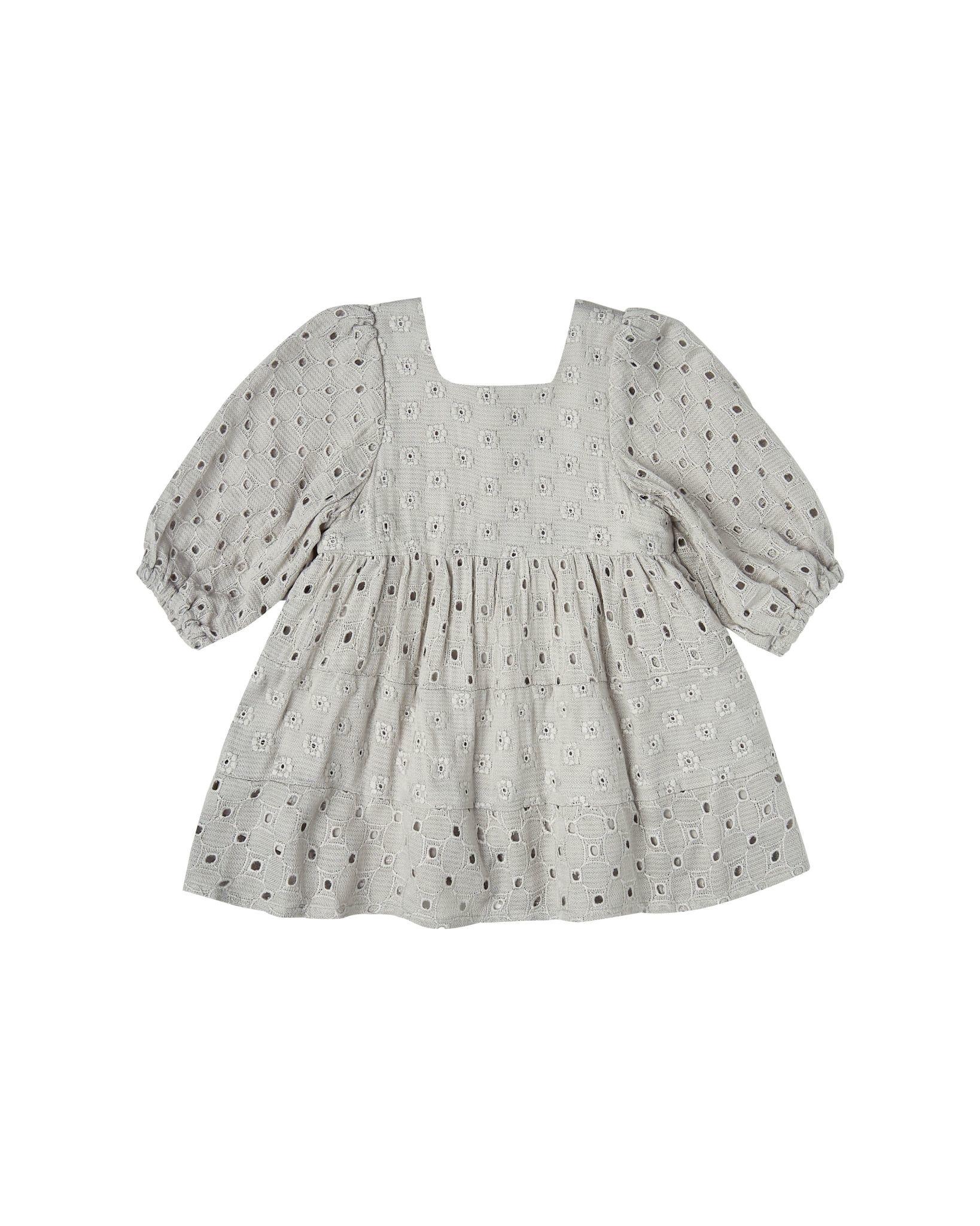 RYLEE AND CRU Gretta Babydoll Dress