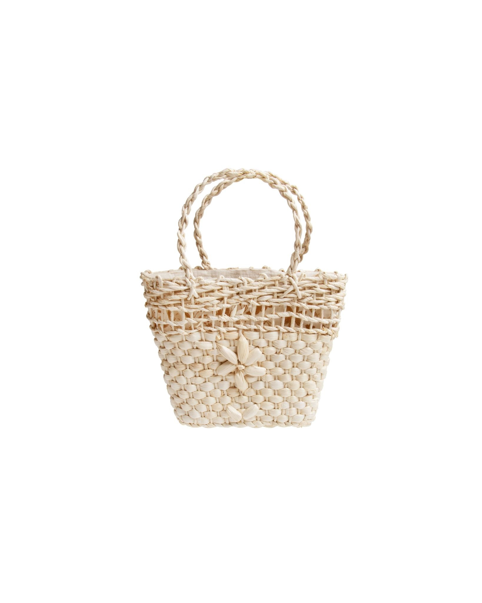 RYLEE AND CRU Garden Tote Natural
