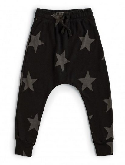 NUNUNU Light Star Baggy Pant