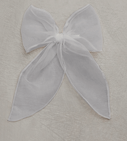 NORALEE Oversized Bow - Cloud