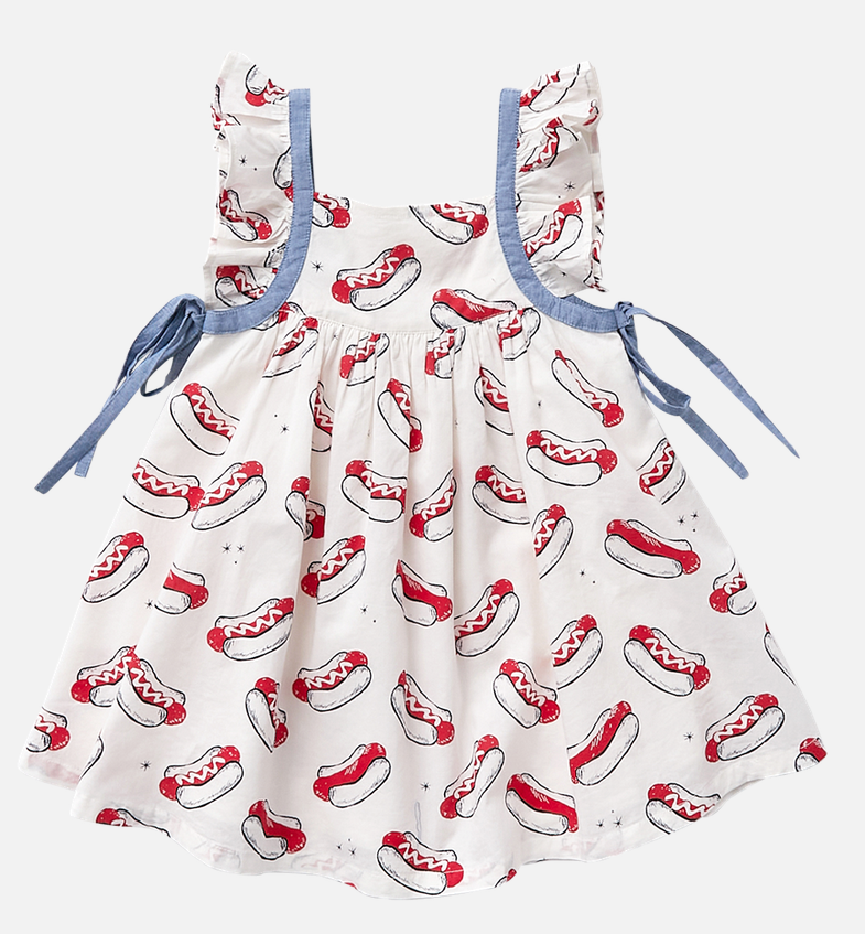 PINK CHICKEN Ailee Dress