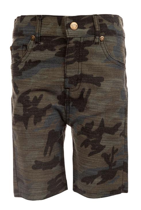 APPAMAN Denim Shorts