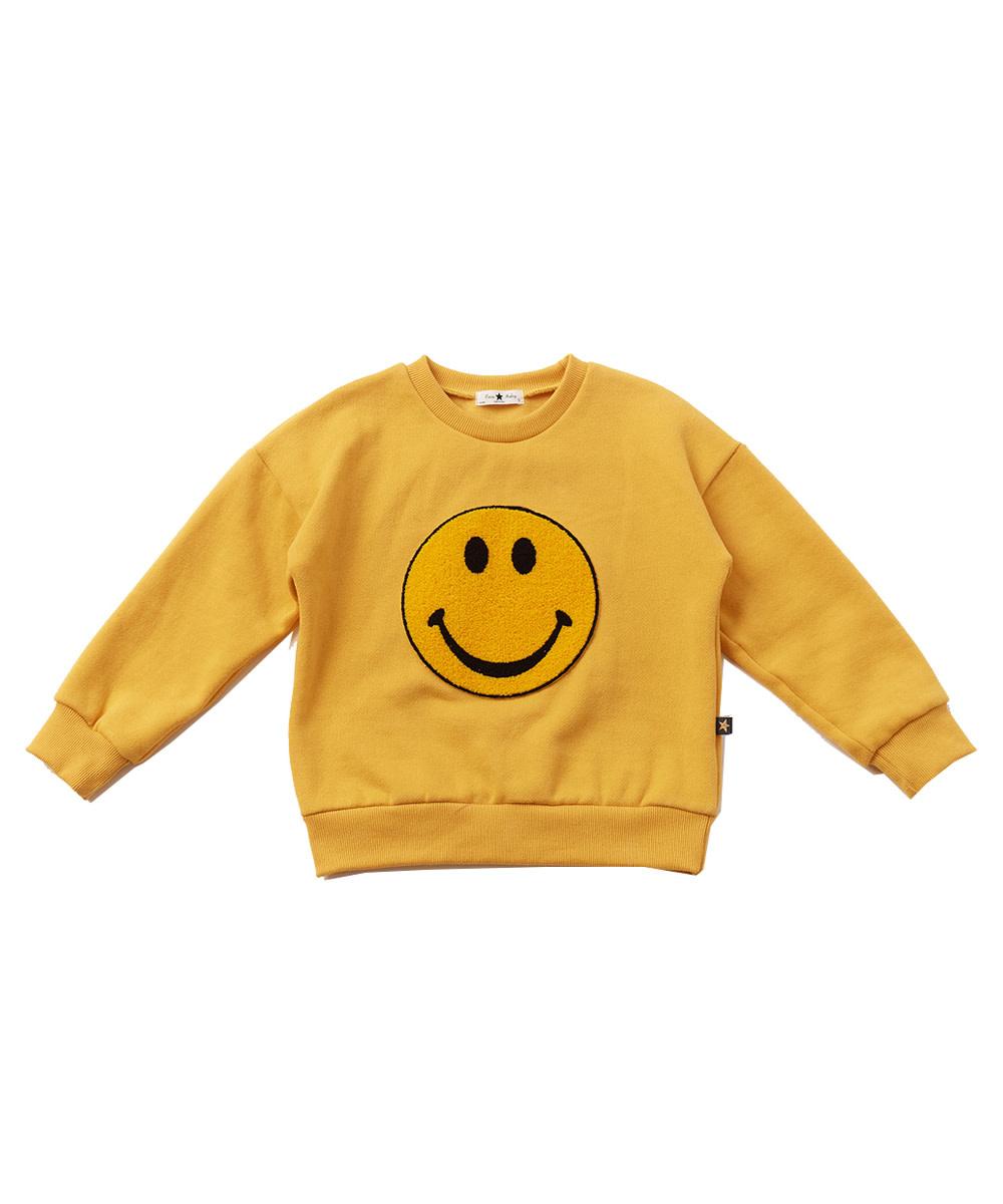PETITE HAILEY Smile Sweatshirt