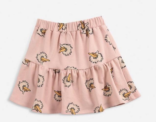 BOBO CHOSES All Over Fleece Skirt