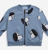 BOBO CHOSES All Over Zipped Sweatshirt