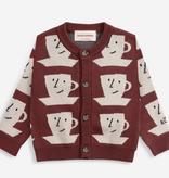 BOBO CHOSES Knitted Cardigan