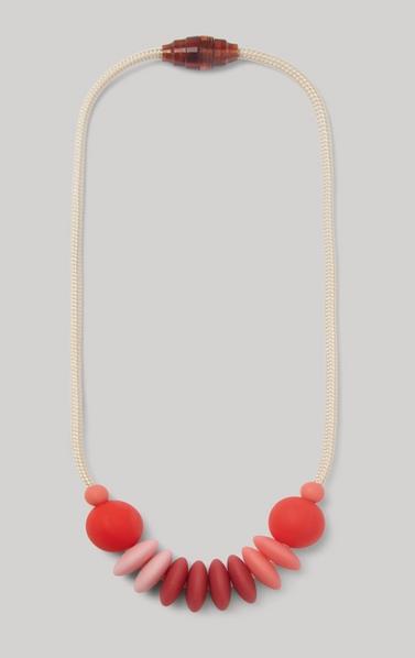 JANUARY MOON Rose Sensory Necklace