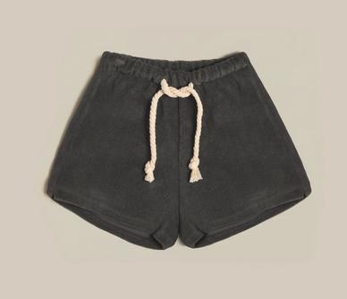 Organic Zoo Shadow Terry Rope Shorts