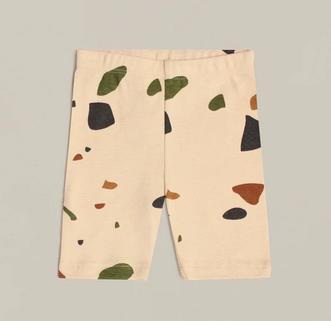 Organic Zoo Terrazzo Bike Shorts