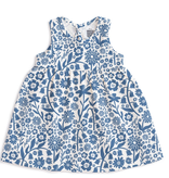 WINTER WATER FACTORY Spring Floral Oslo Baby Dress