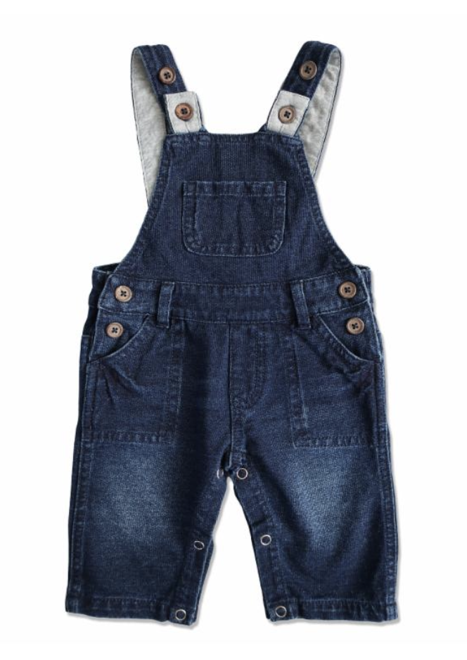 ME + HENRY Gleason Jersey Overalls
