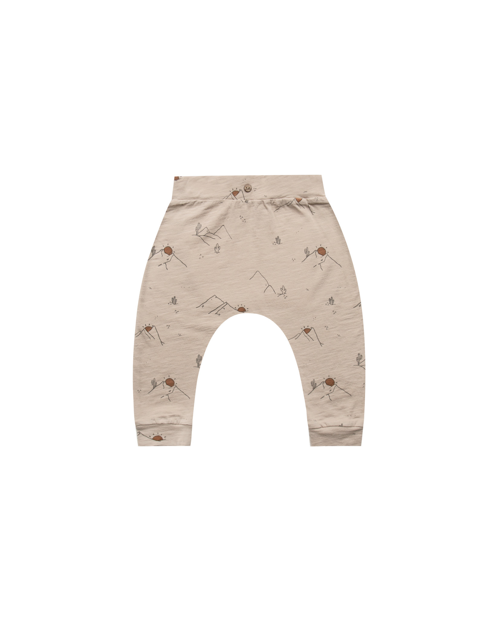 RYLEE AND CRU Sunrise Mountains Slouch Pant
