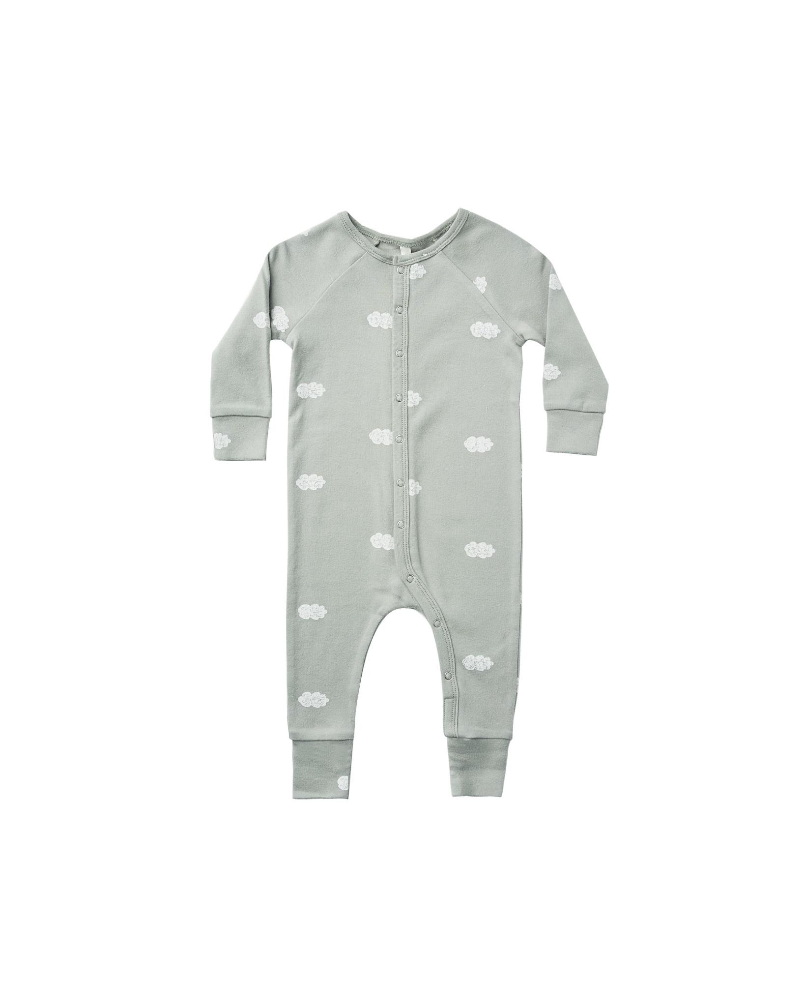 RYLEE AND CRU Clouds LongJohn Pajamas