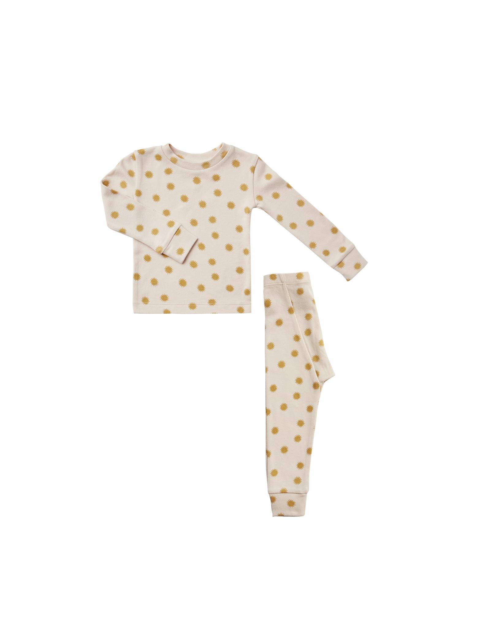 RYLEE AND CRU Sunburst Pajama Set