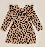 HUX BABY Animal Frill Neck Dress