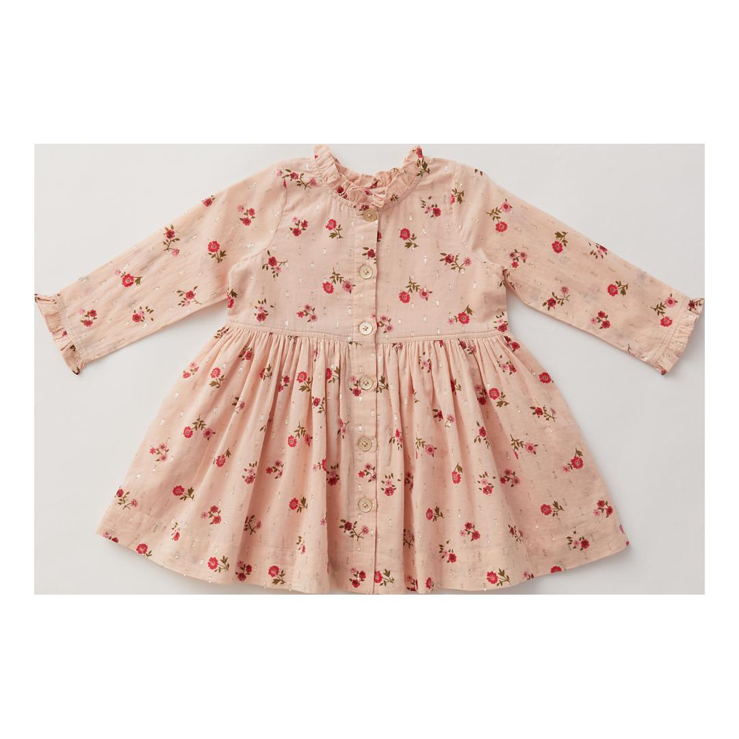PINK CHICKEN Autumn Dress