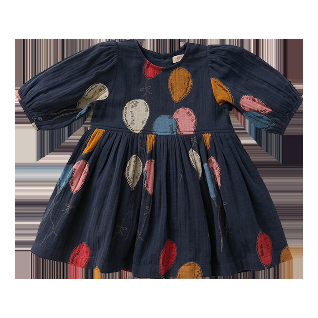 PINK CHICKEN Brooke Dress