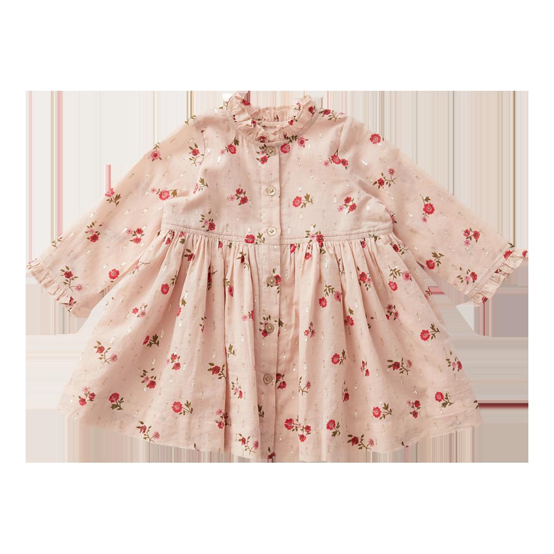 PINK CHICKEN Baby Autumn Dress