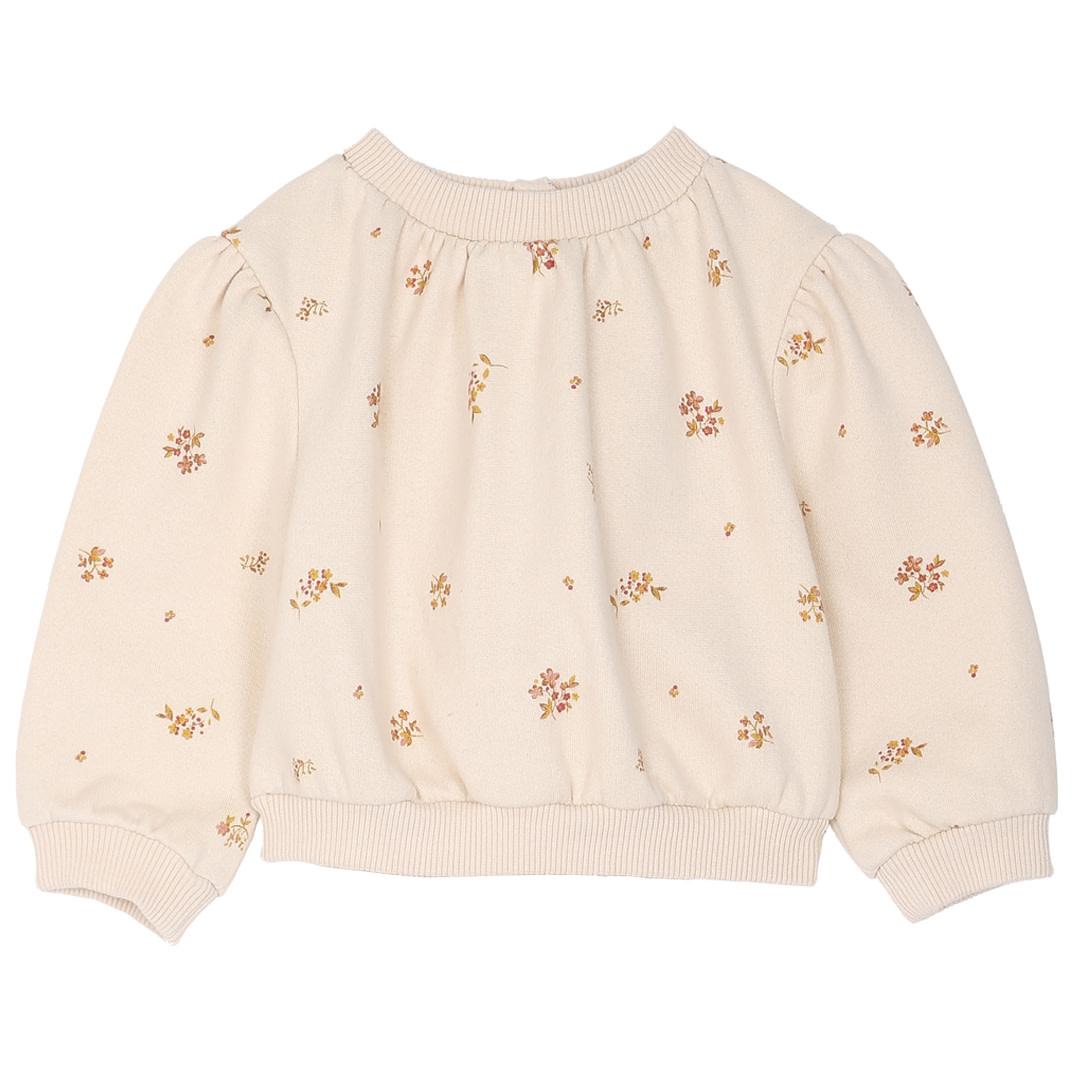 EMILIE ET IDA Fleurs Sweatshirt