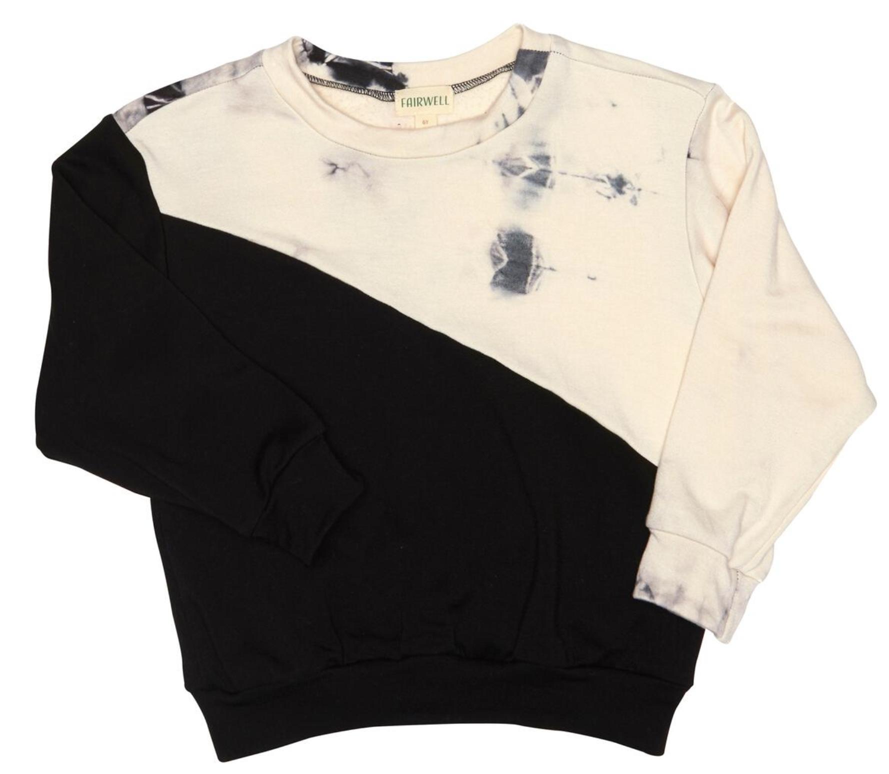 FAIRWELL Block Pullover