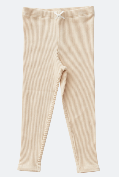PINK CHICKEN Organic Rib Legging