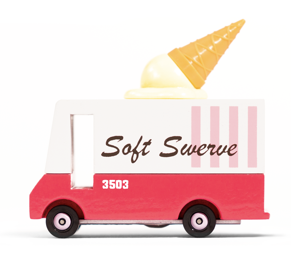 CANDYLAB Ice Cream Van