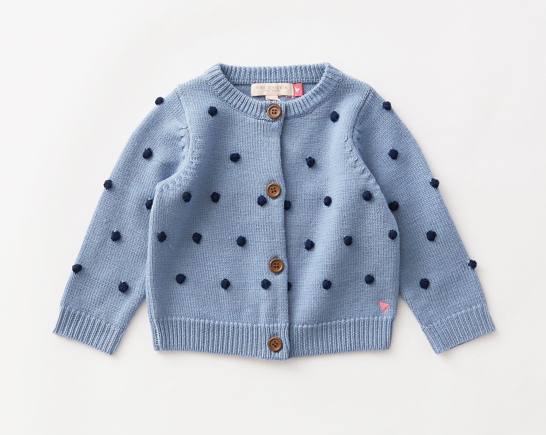 PINK CHICKEN Baby Maude Sweater