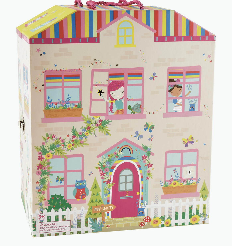 Rainbow Fairy Playbox