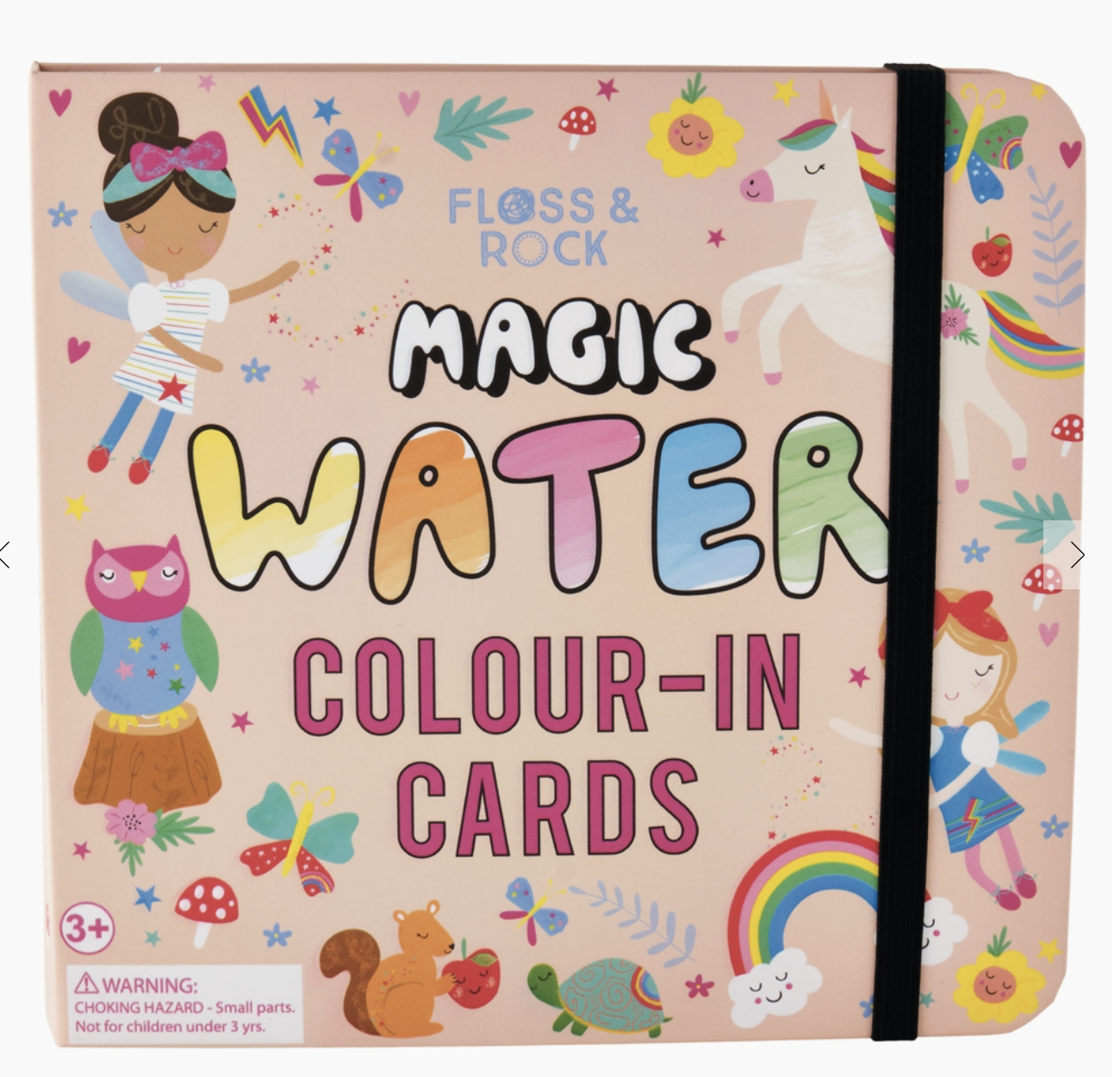 Rainbow Fairy Water Pen And Cards