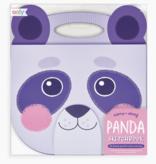 Animal Carry Along Sketchbook-Panda