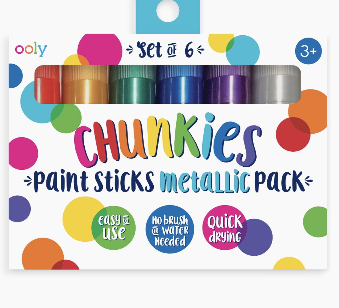 Paint Sticks Metallic