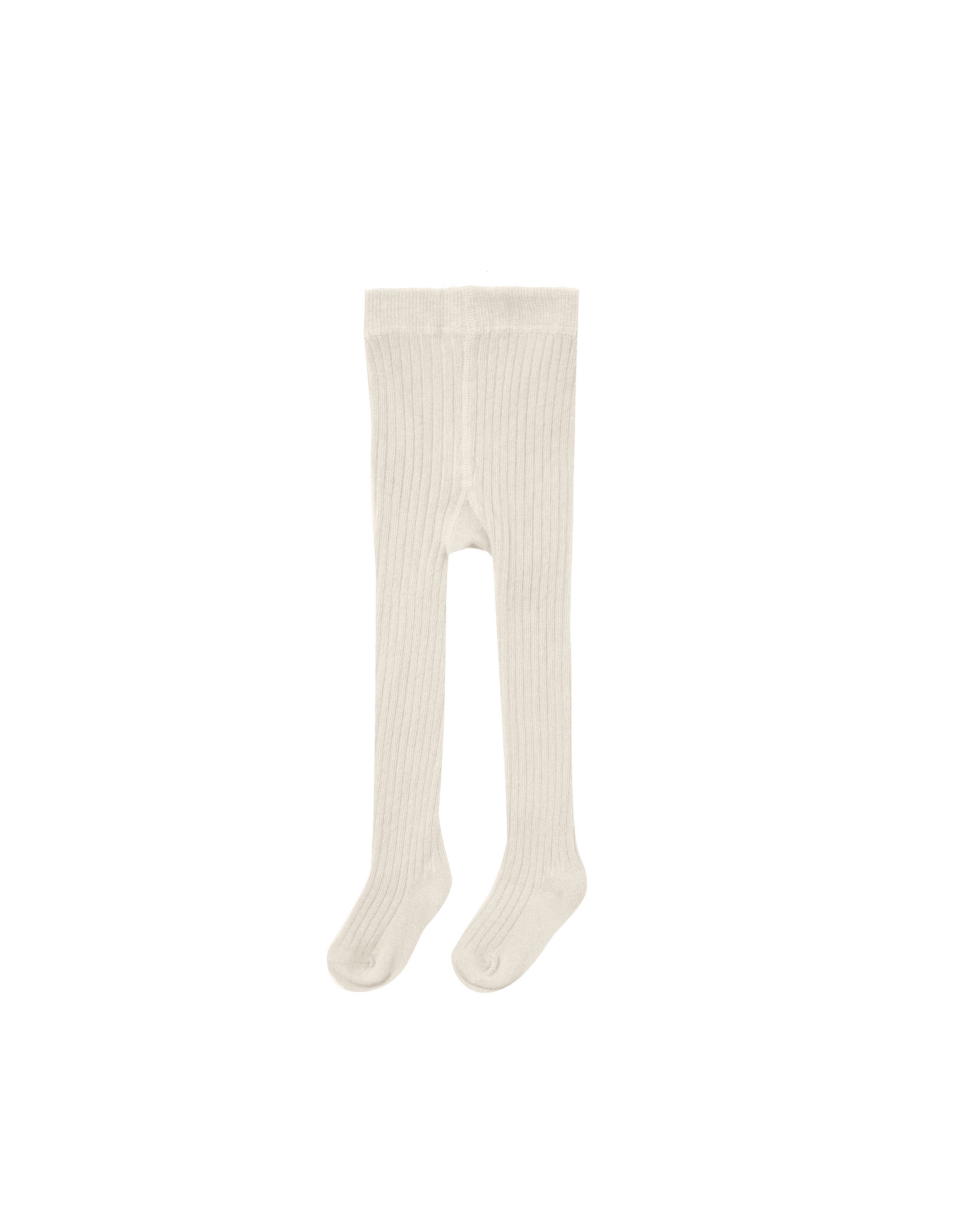 RYLEE AND CRU Solid Ribbed Tights