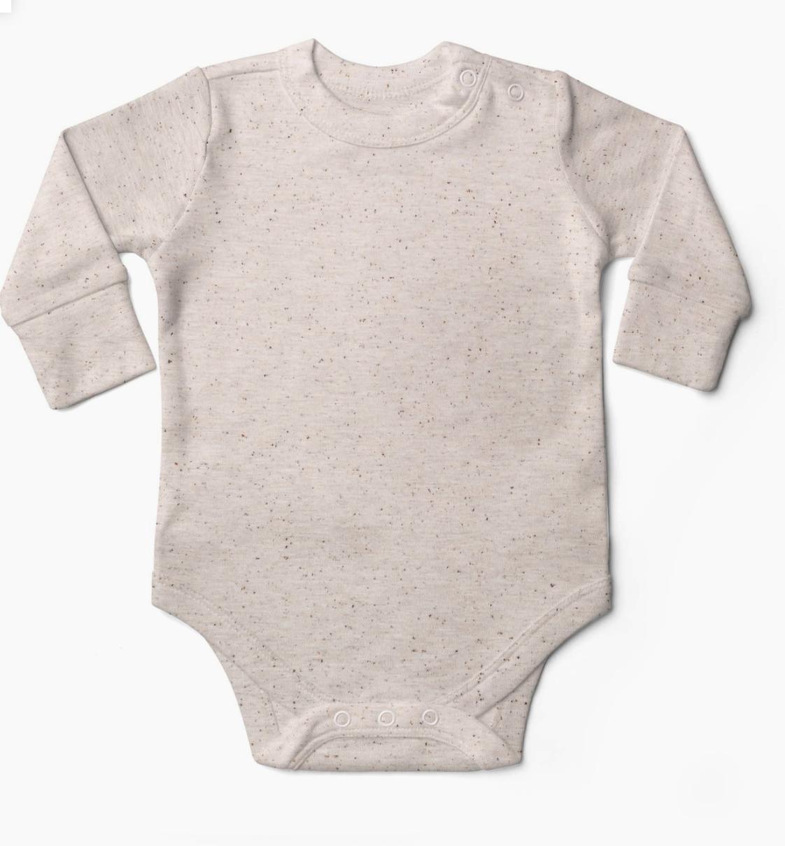 Goumikids Organic Long Sleeve Bodysuit