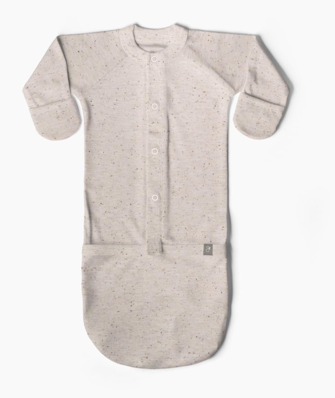 Goumikids Organic Convertible Gown
