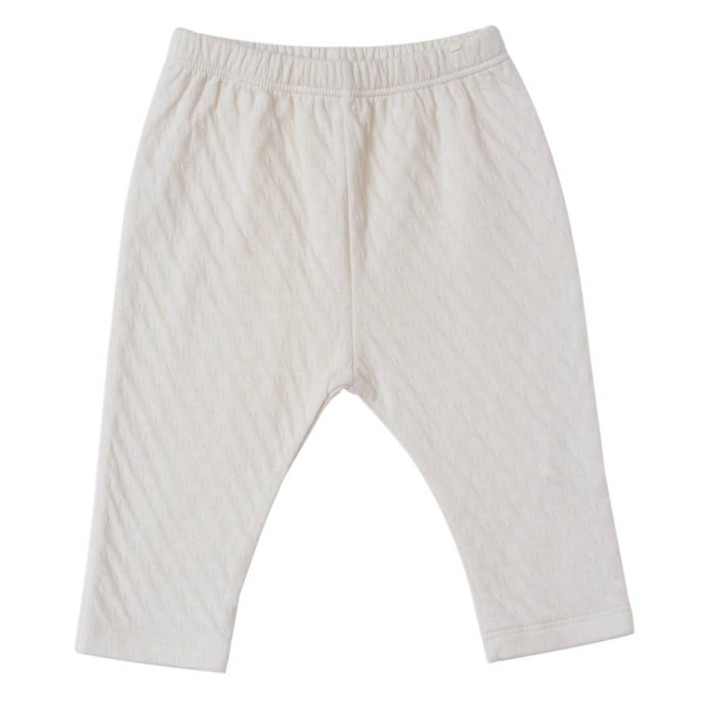 TANE ORGANICS Pointelle Pull on Pants