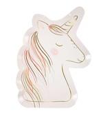 MERI MERI Unicorn Plates
