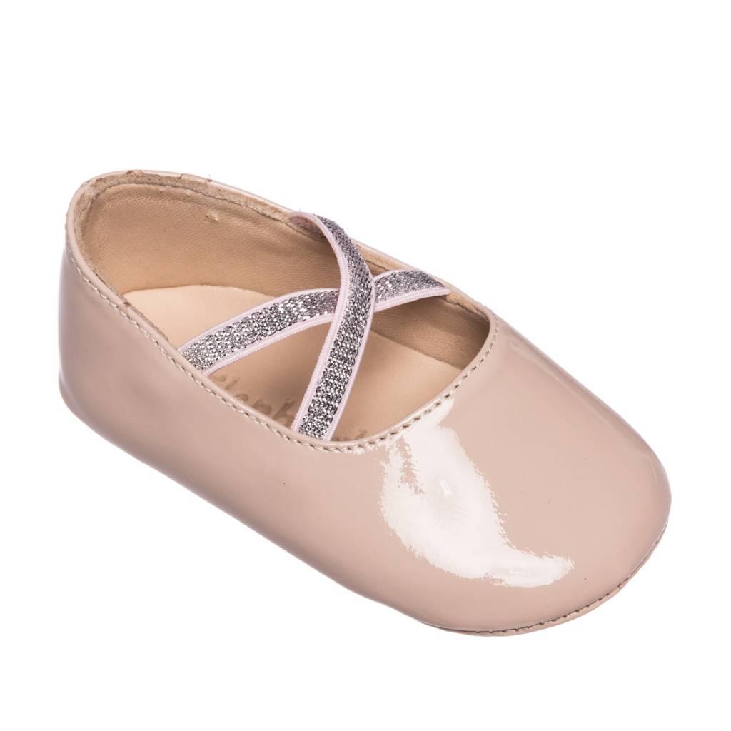 ELEPHANTITO Baby Crossed Ballerina