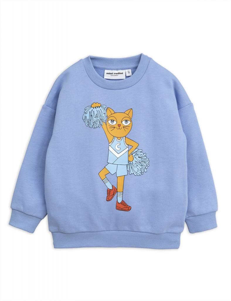 MINI RODINI Cheercat Sweatshirt
