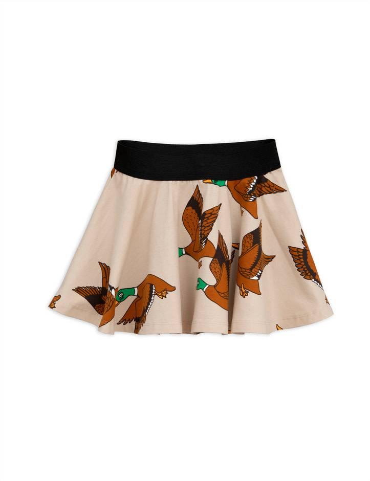 MINI RODINI Ducks Skirt