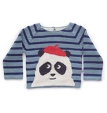 OEUF Panda Sweater